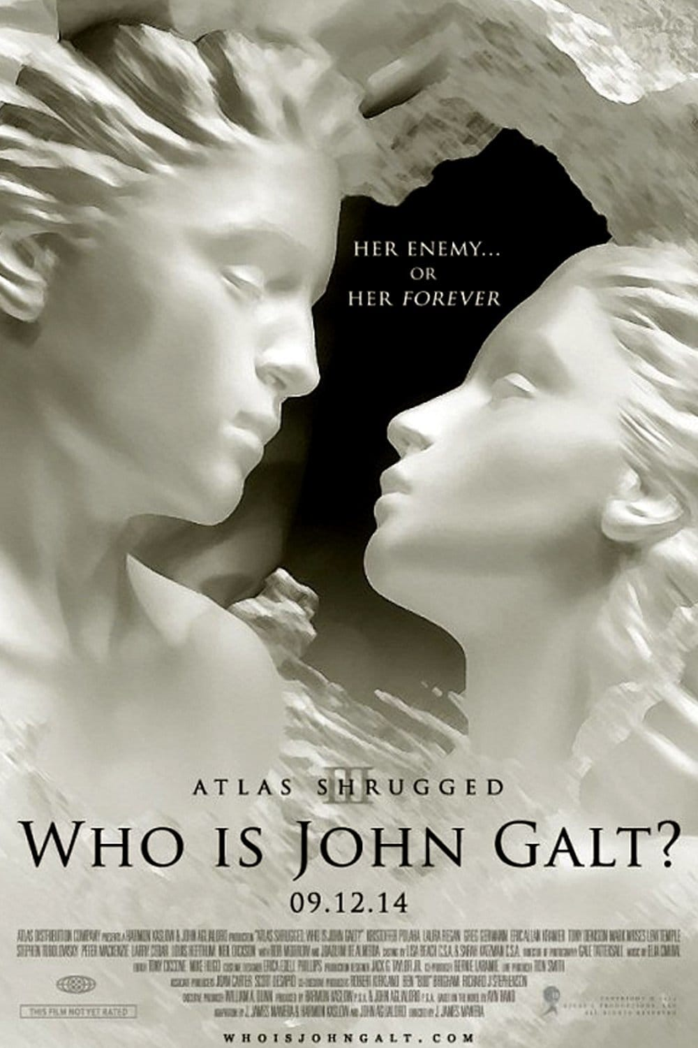 Atlas Shrugged III: Who is John Galt? poster
