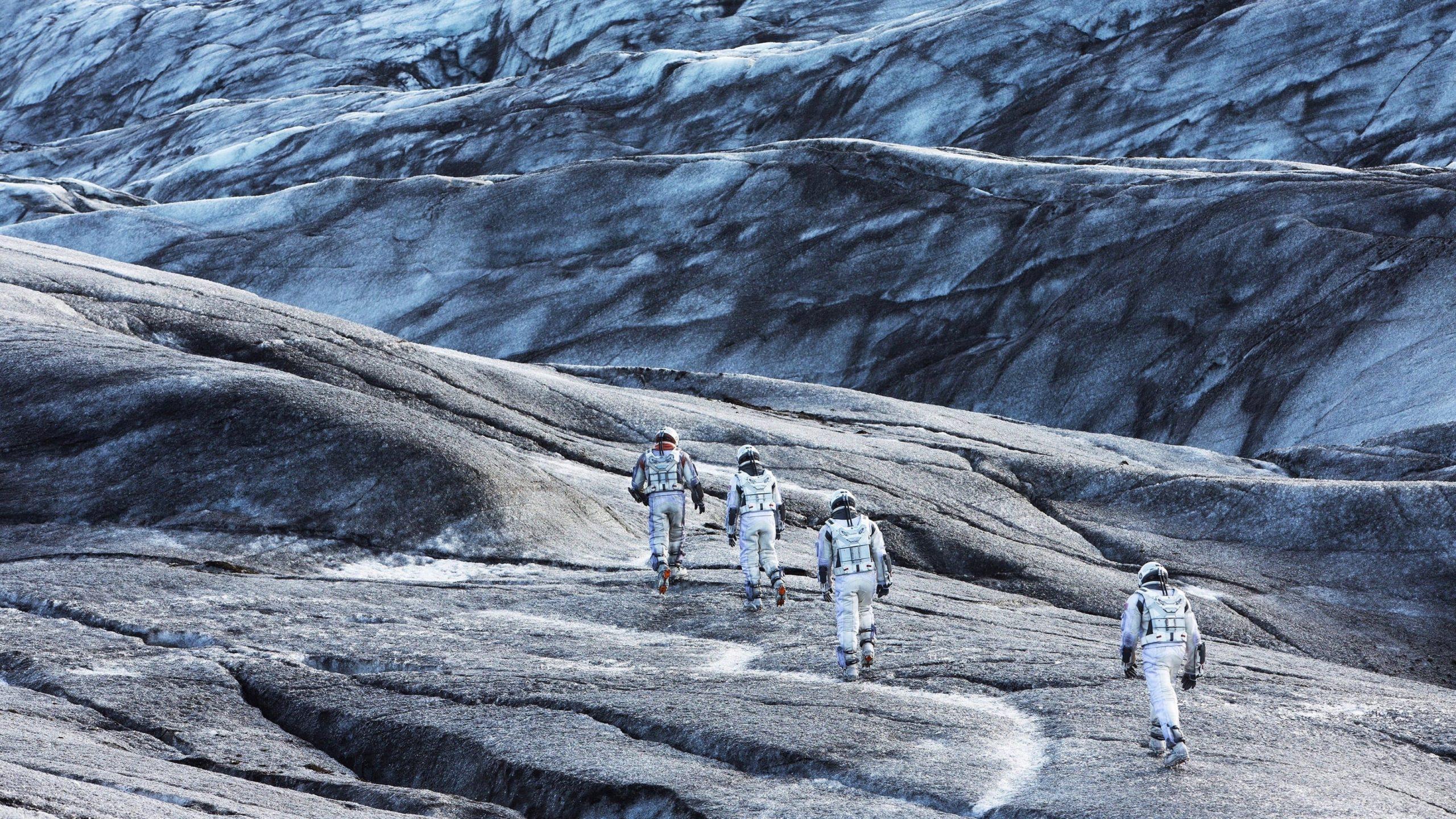 Interstellar backdrop