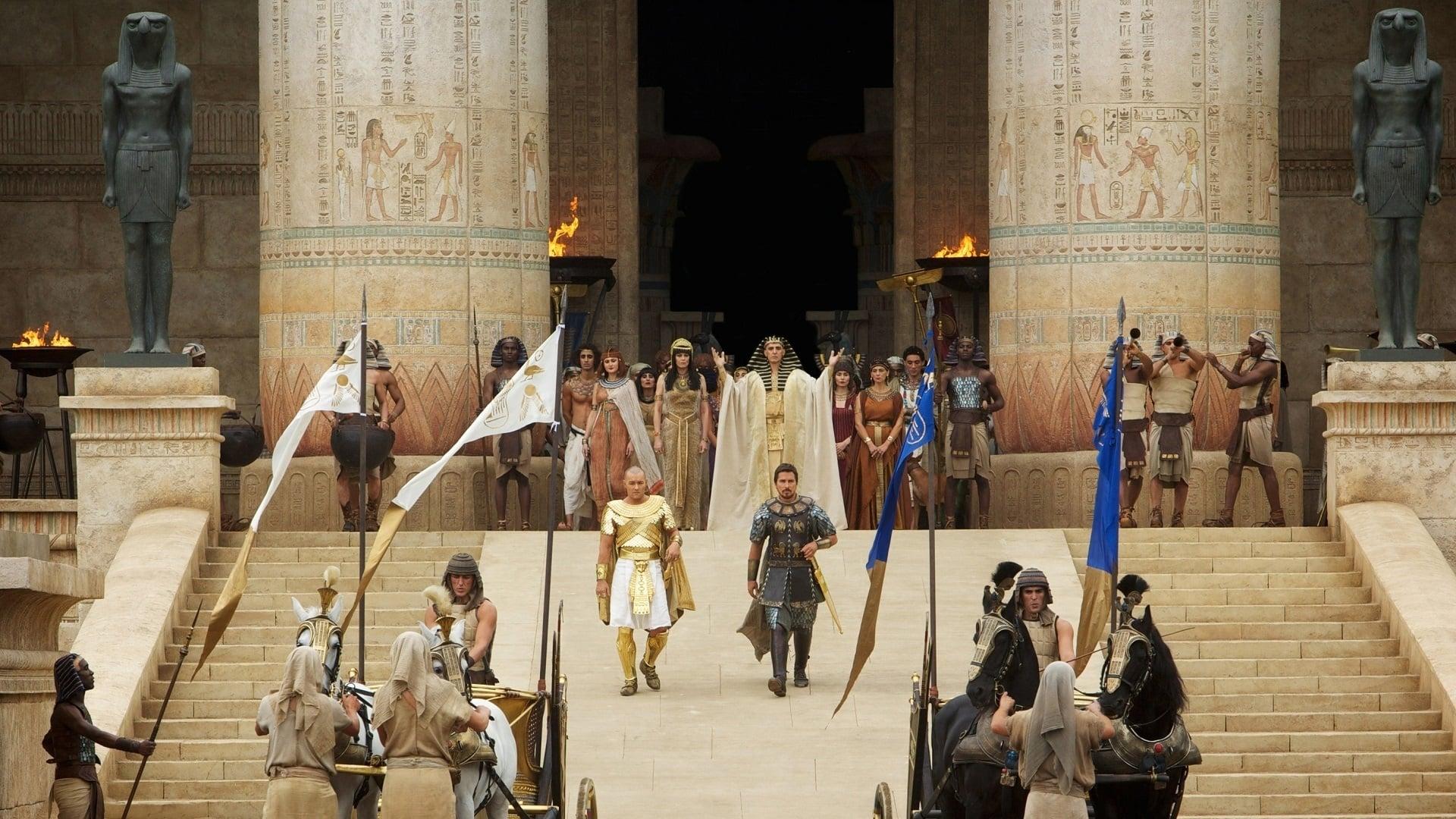 Exodus: Gods and Kings backdrop