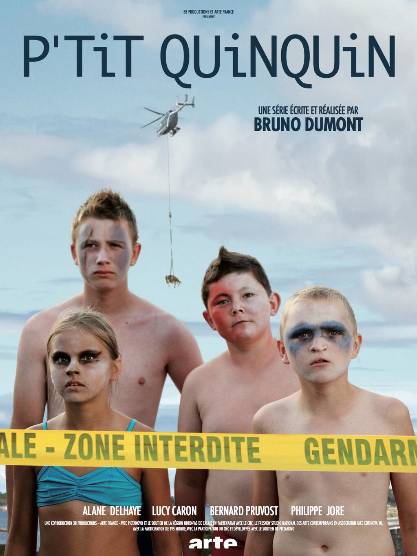 Li'l Quinquin poster