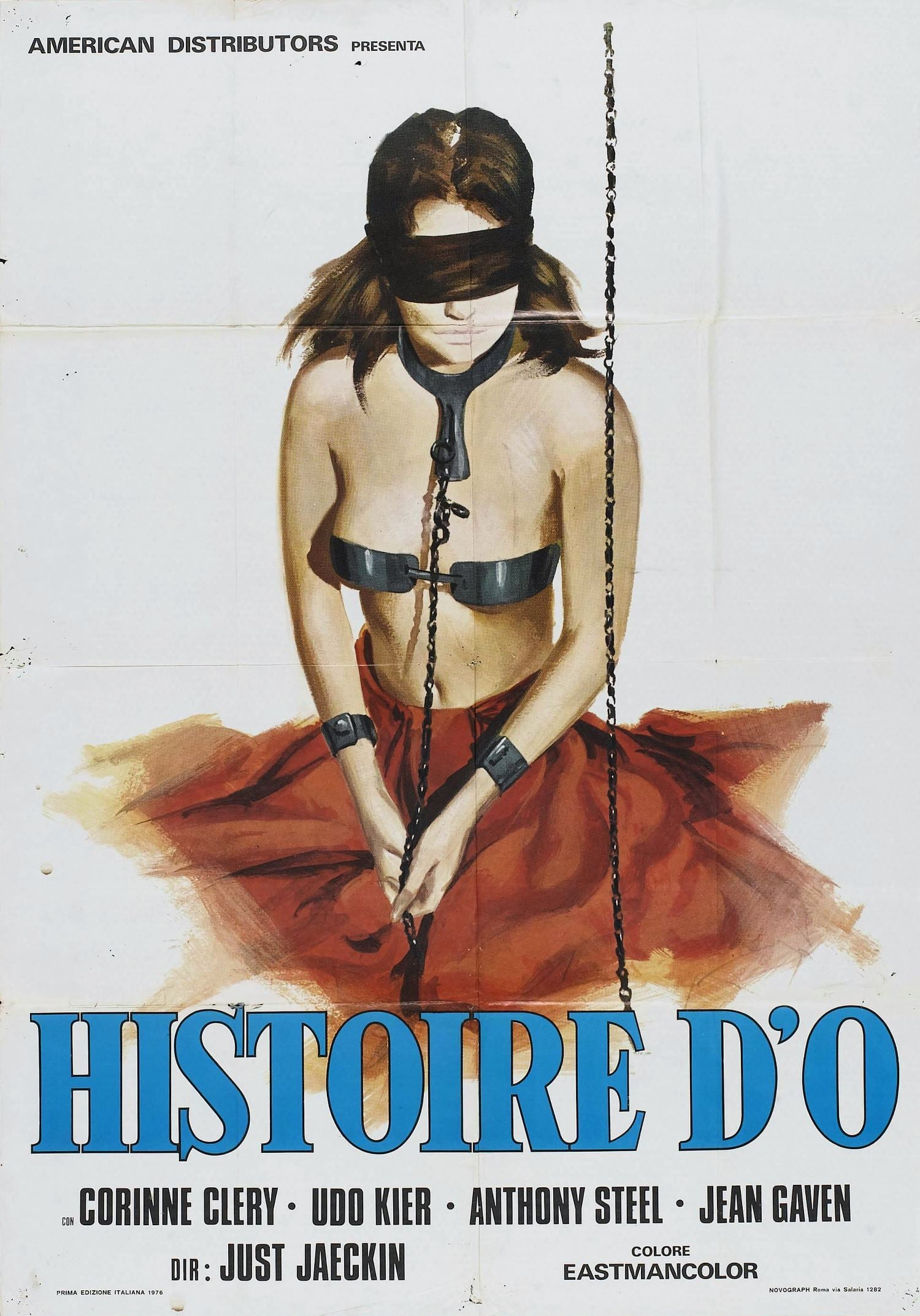 Story of O poster