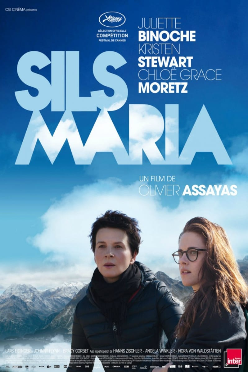 Clouds of Sils Maria poster