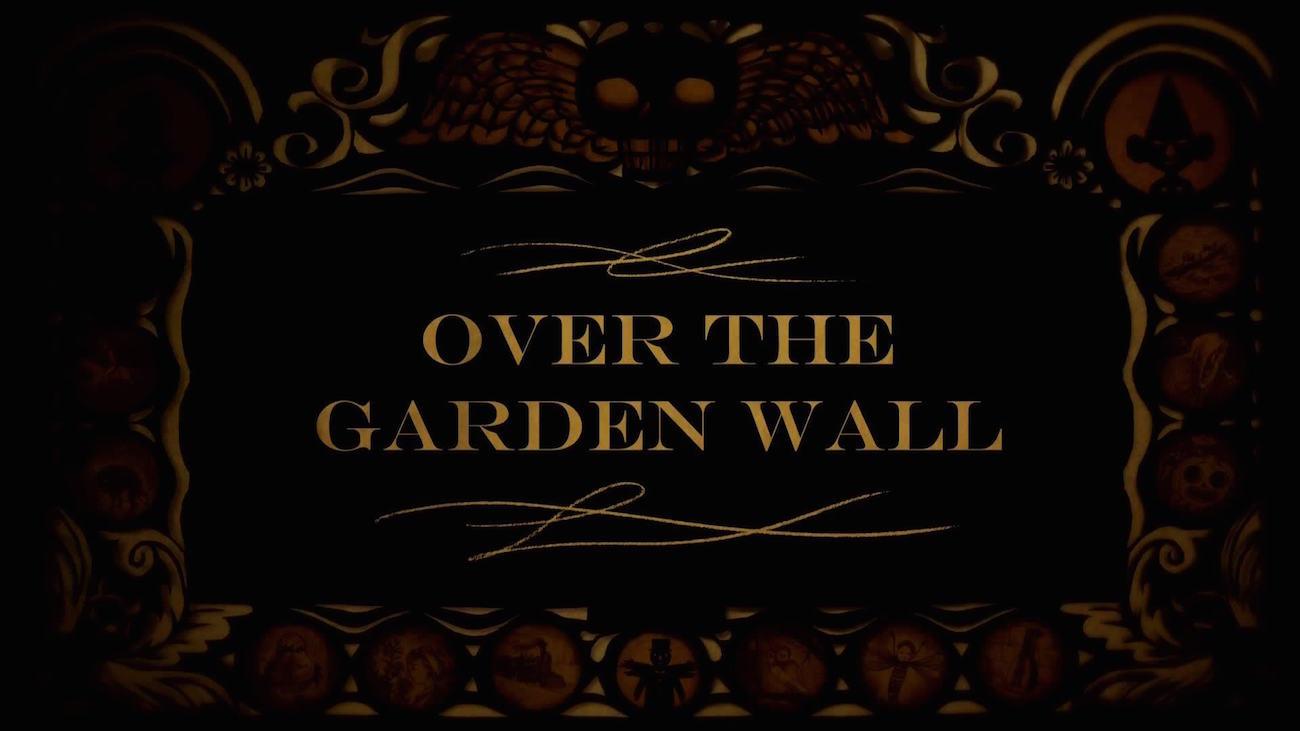 Over the Garden Wall backdrop