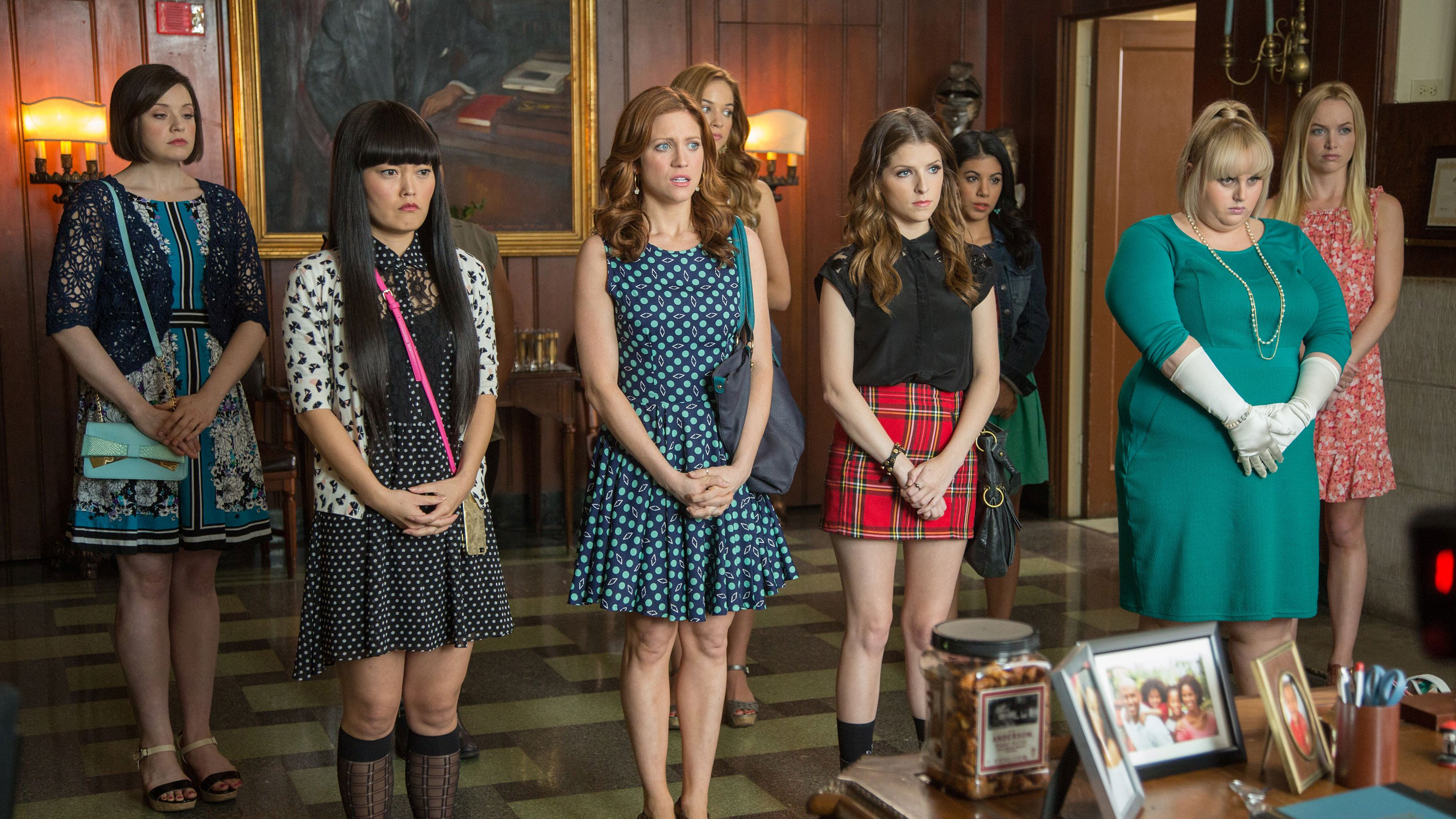Pitch Perfect 2 2015 Movie Review Alternate Ending
