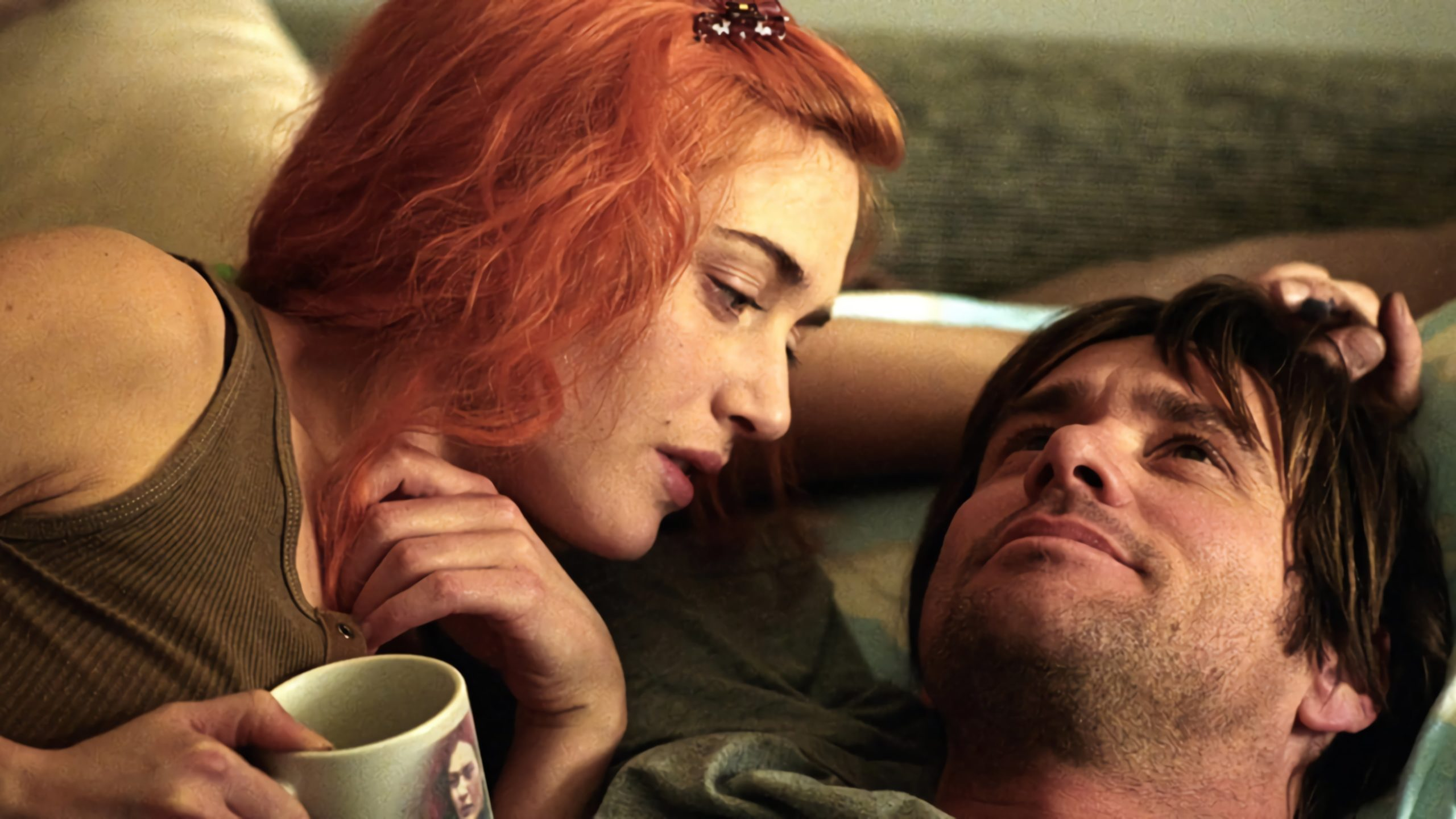 Eternal Sunshine of the Spotless Mind backdrop