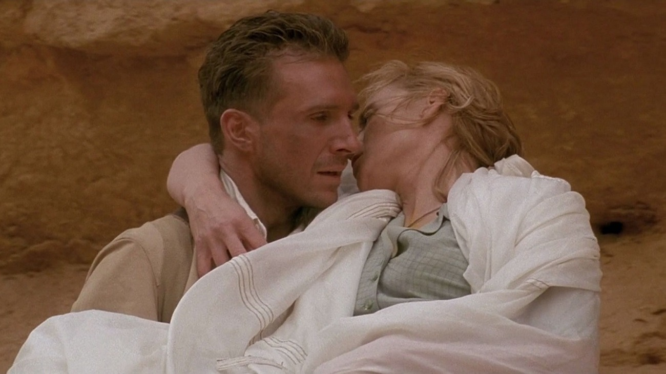 The English Patient backdrop