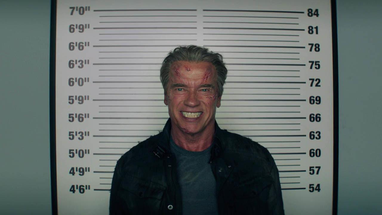Terminator Genisys backdrop