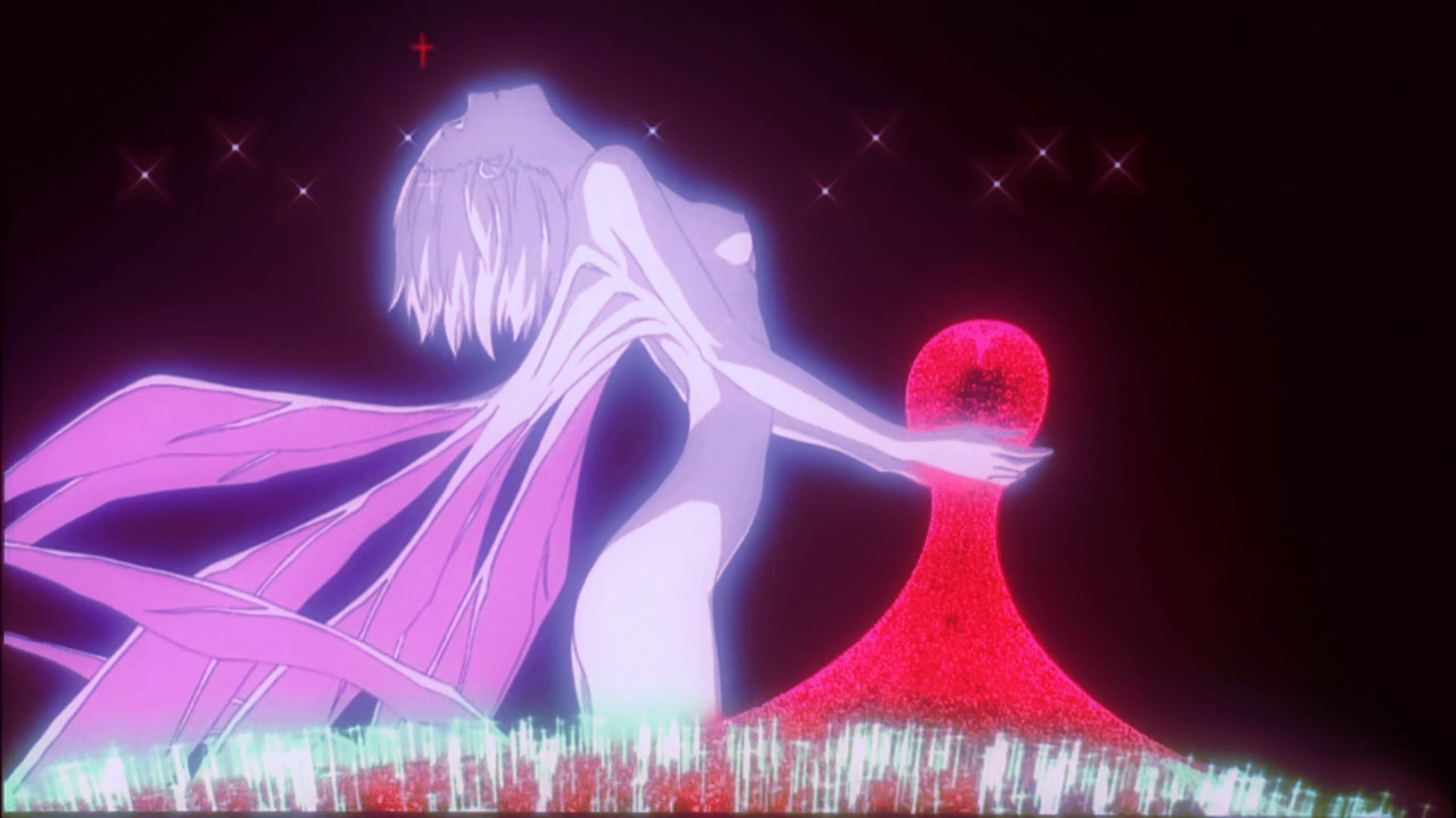 The End of Evangelion backdrop
