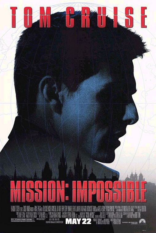 Mission: Impossible poster