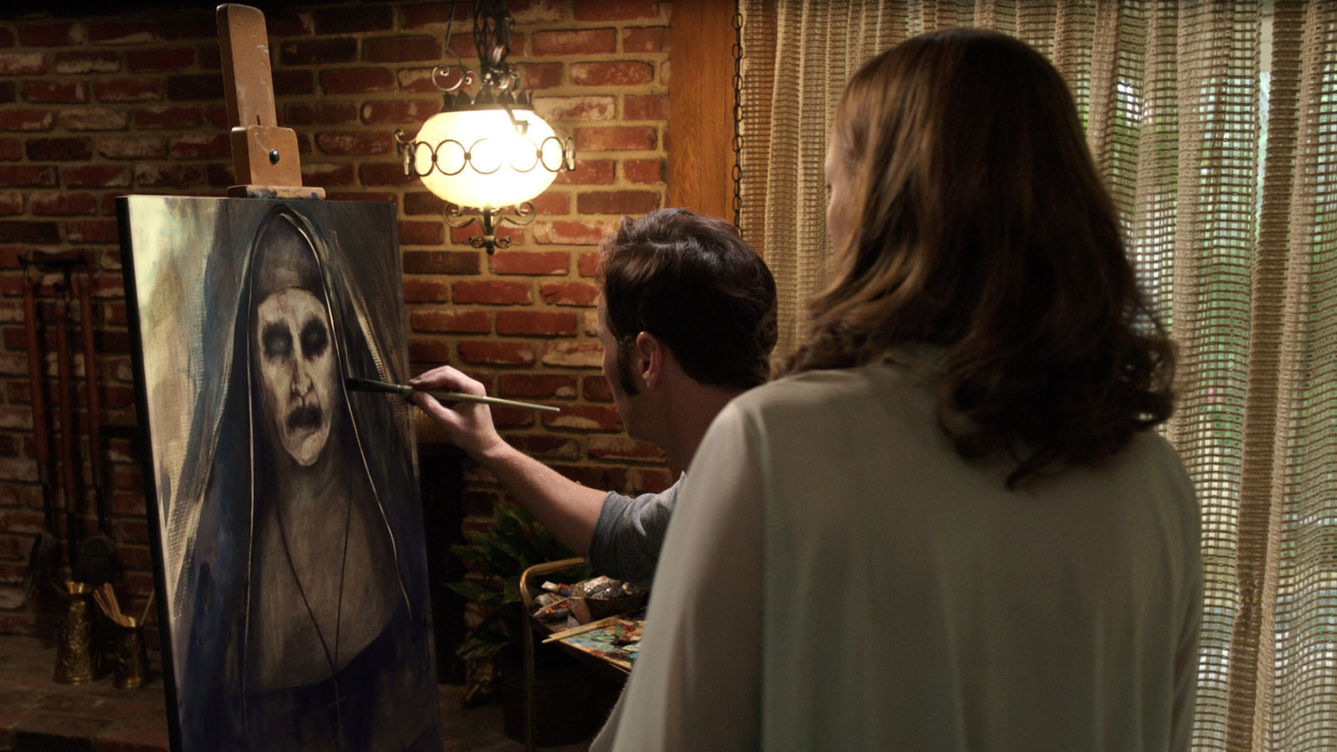 The Conjuring 2 backdrop