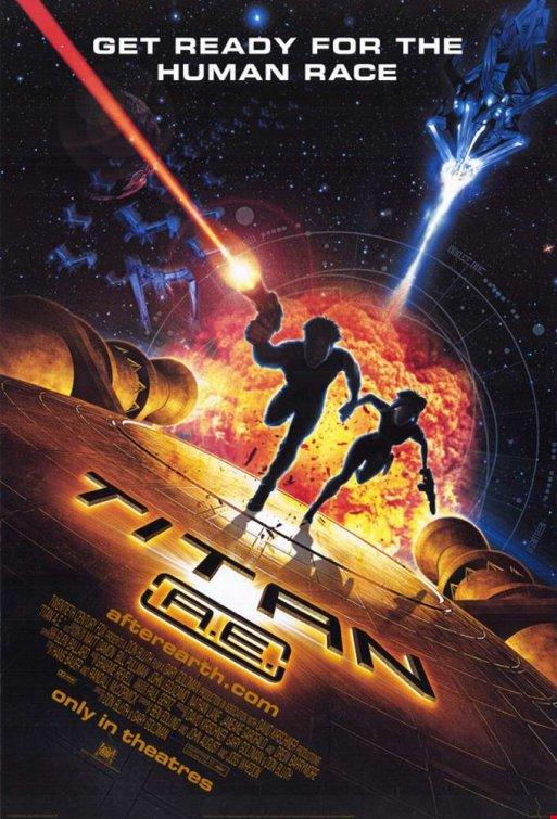 Titan A.E. poster