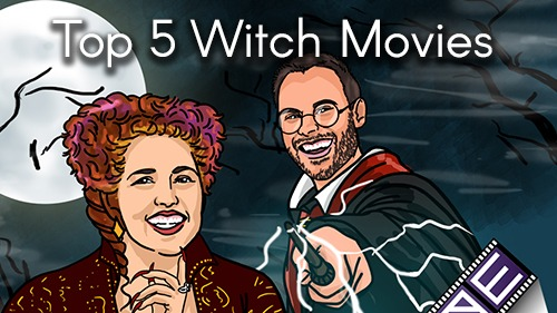 Top 5 Witch Movies