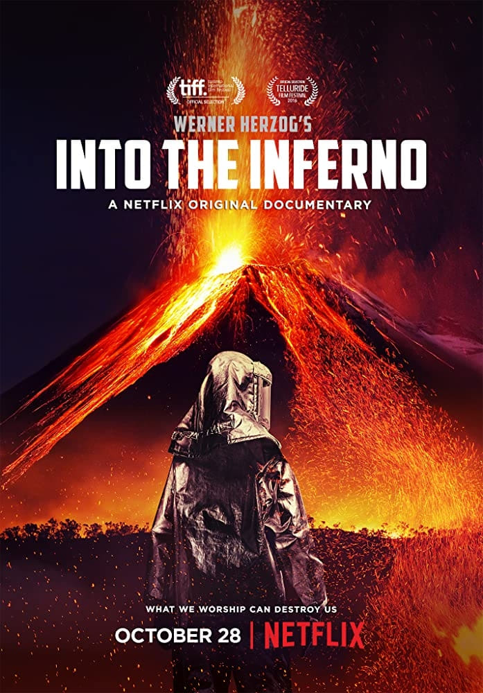 Into the Inferno poster