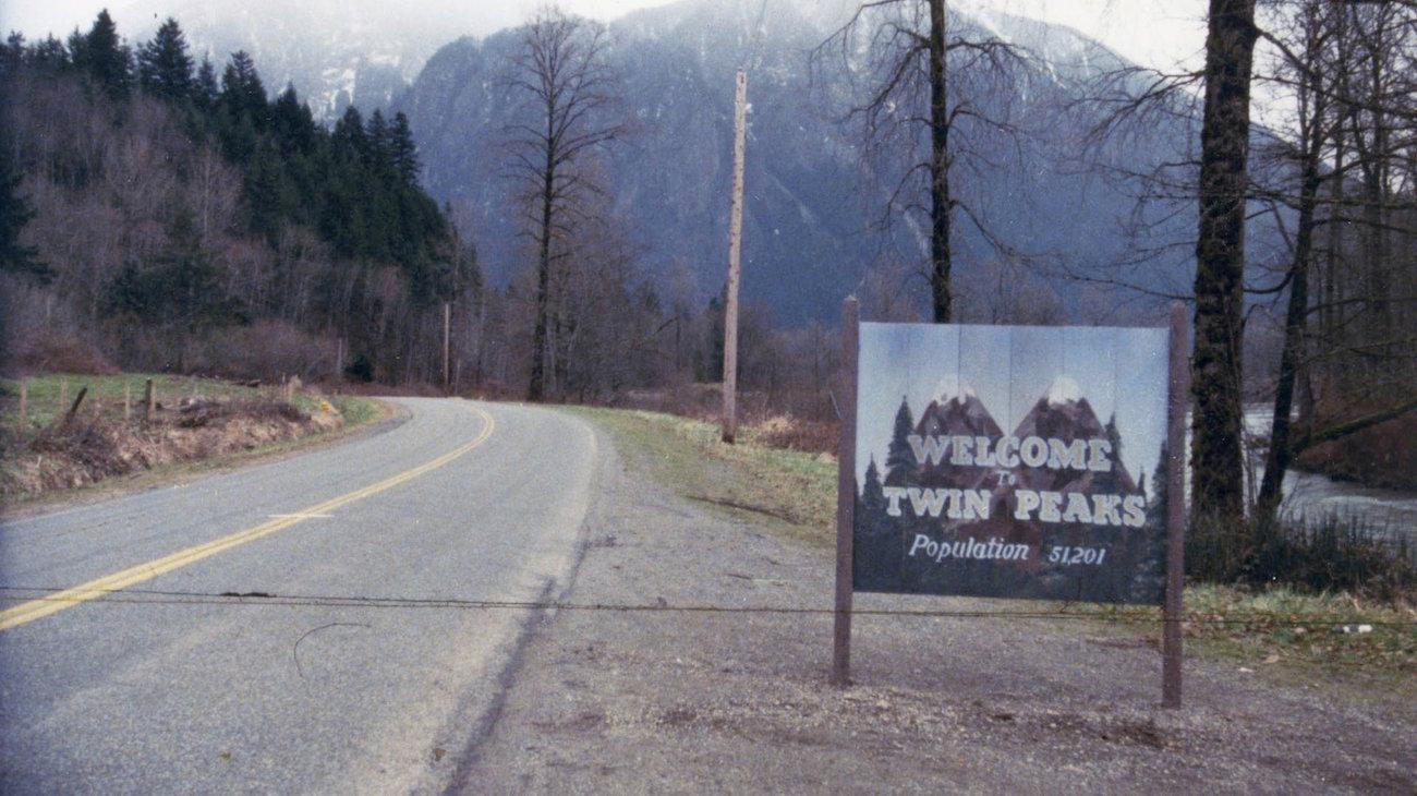 Twin Peaks backdrop