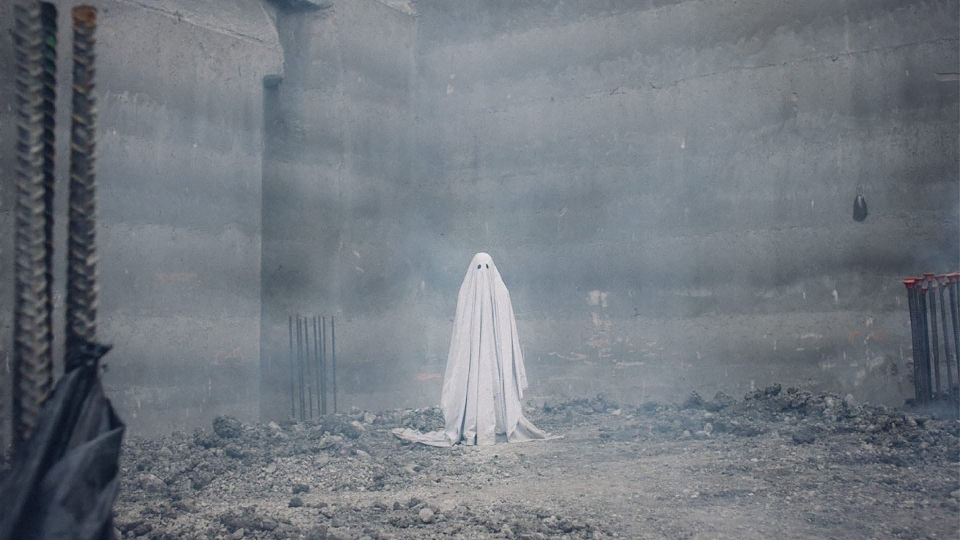 A Ghost Story backdrop