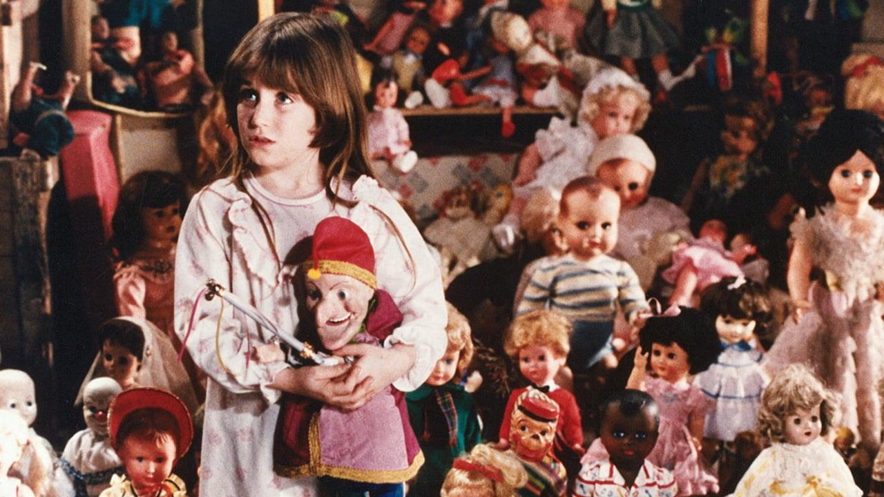 Dolls backdrop