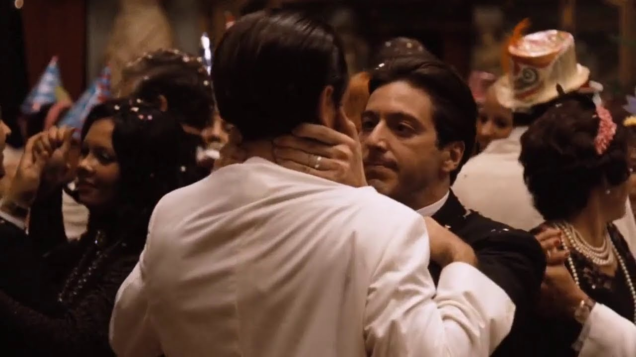 The Godfather, Part II backdrop