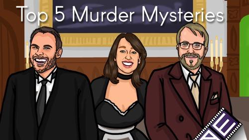 Top 5 Murder Mysteries