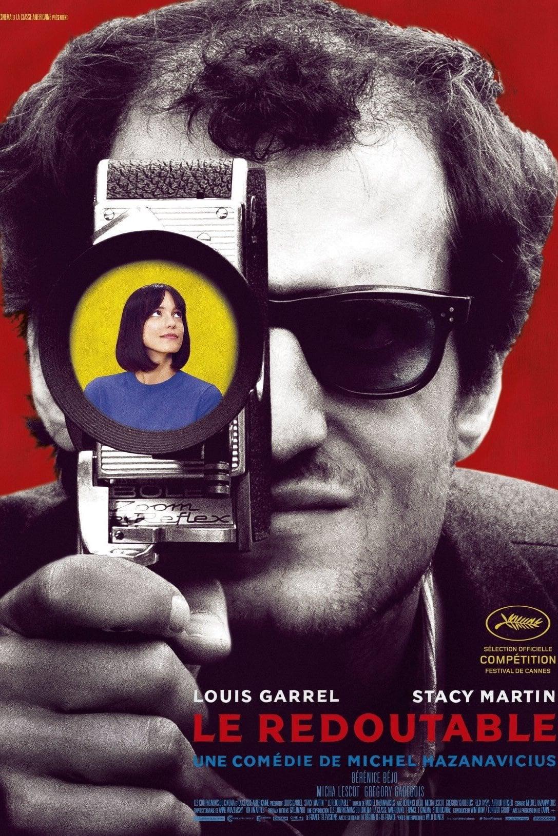 Godard Mon Amour poster