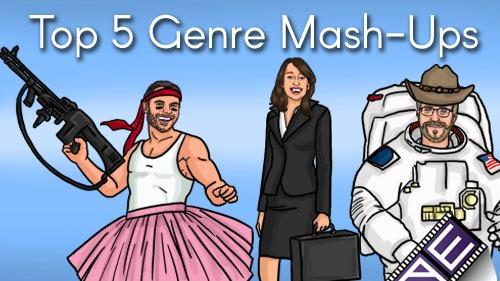 Top 5 Genre Mash-Ups