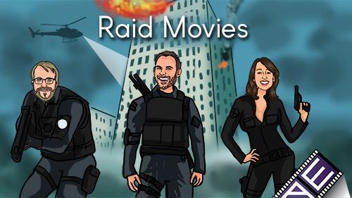 Spoiler Alert - The Raid Movies