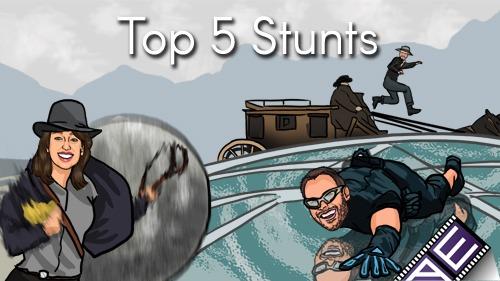 Top 5 Stunts
