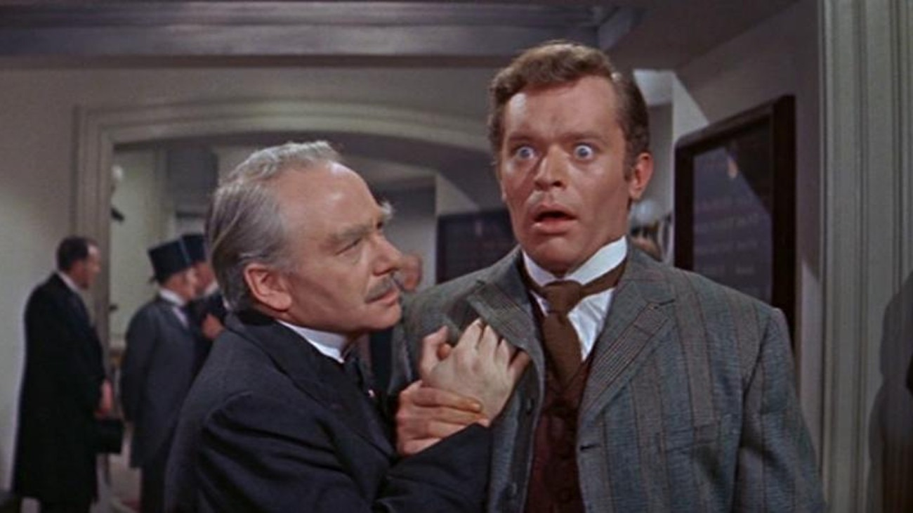 The Two Faces of Dr. Jekyll backdrop