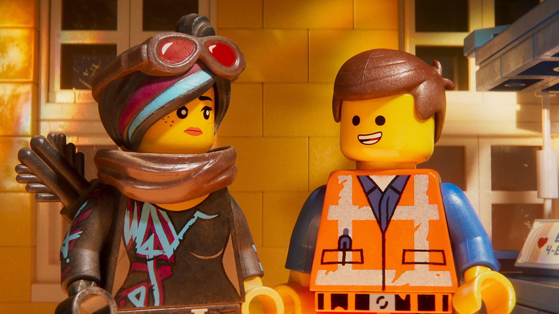 The Lego Movie 2: The Second Part backdrop