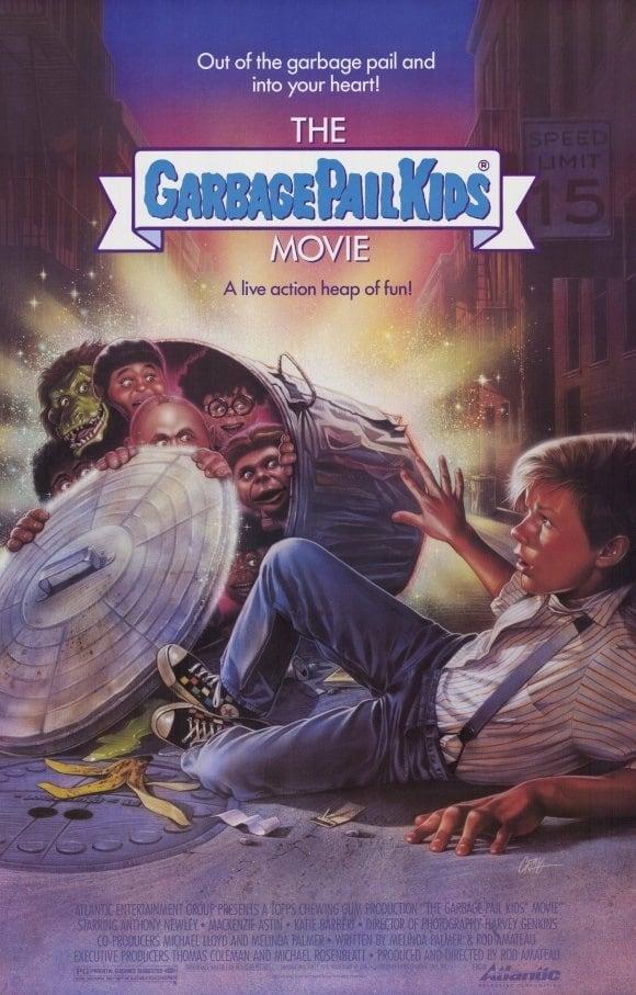 The Garbage Pail Kids Movie poster