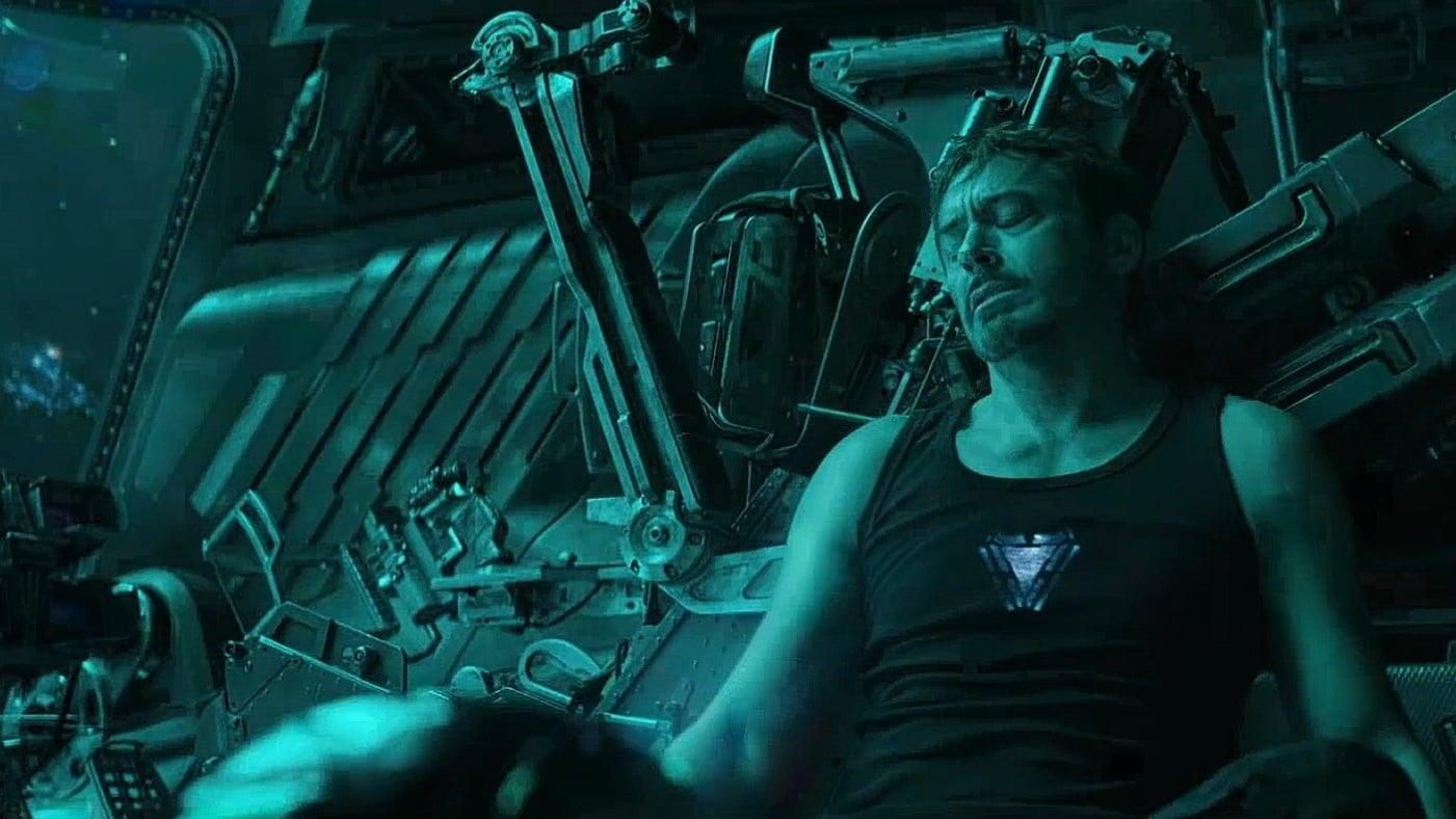 Avengers: Endgame backdrop