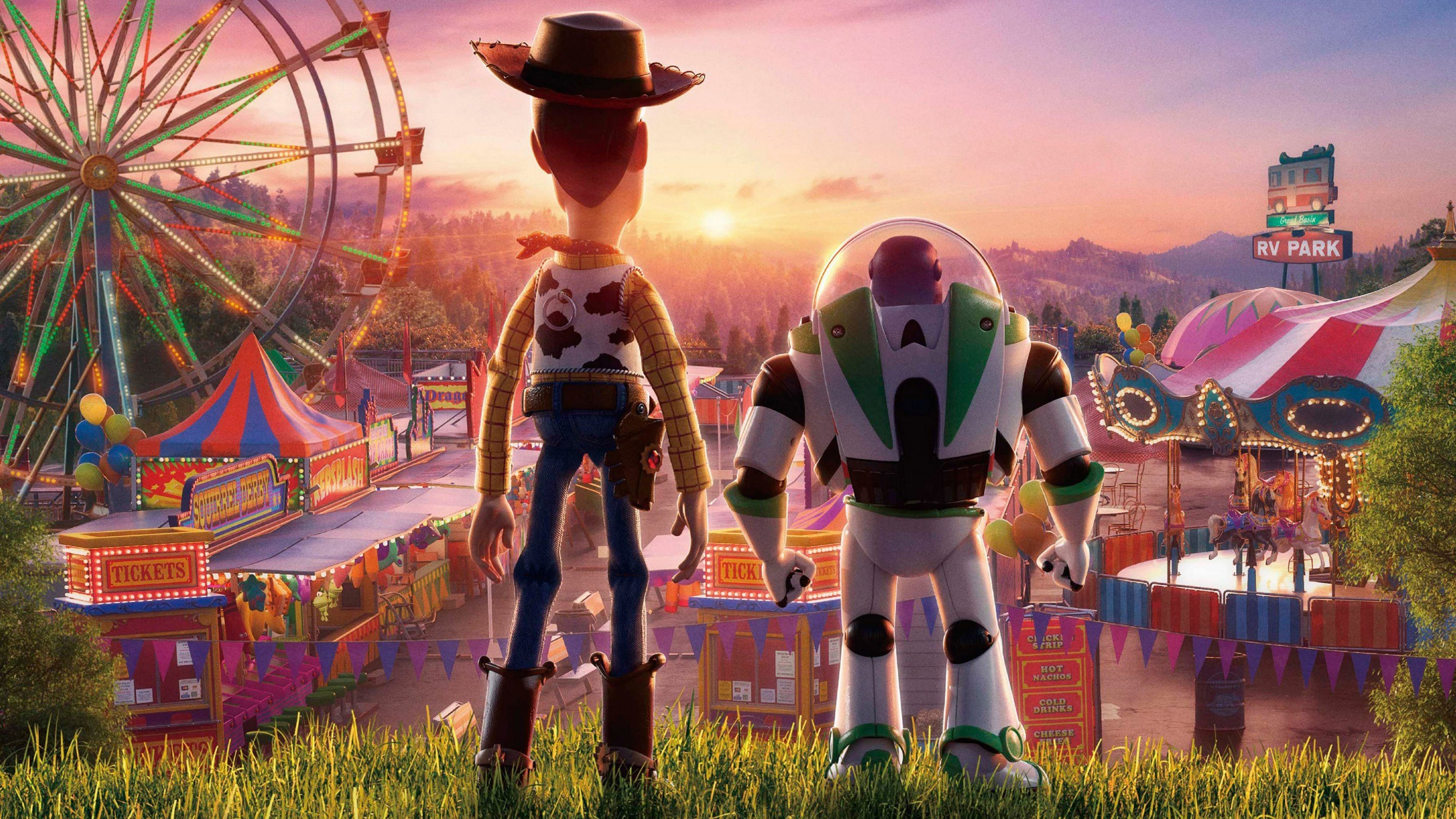 Toy Story 4 backdrop