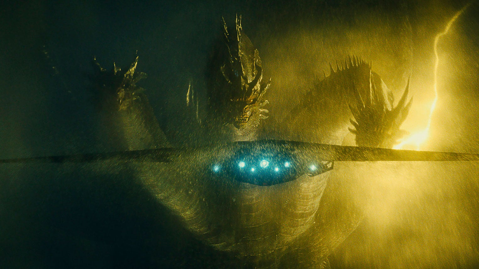 Godzilla: King of the Monsters backdrop