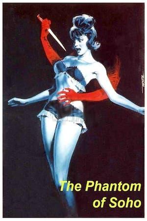 Summer of Krimi: The Phantom of Soho poster