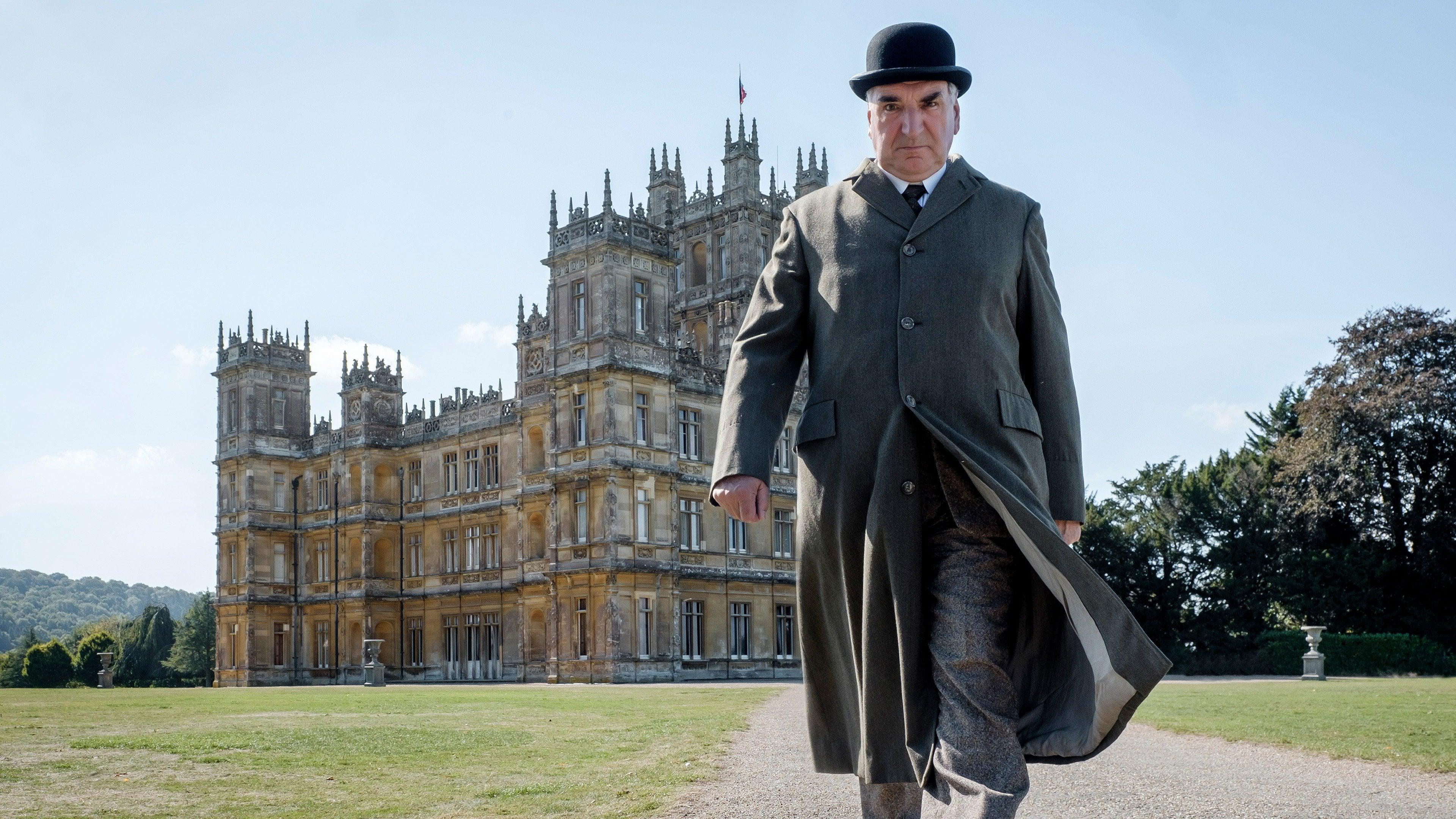 Downton Abbey backdrop