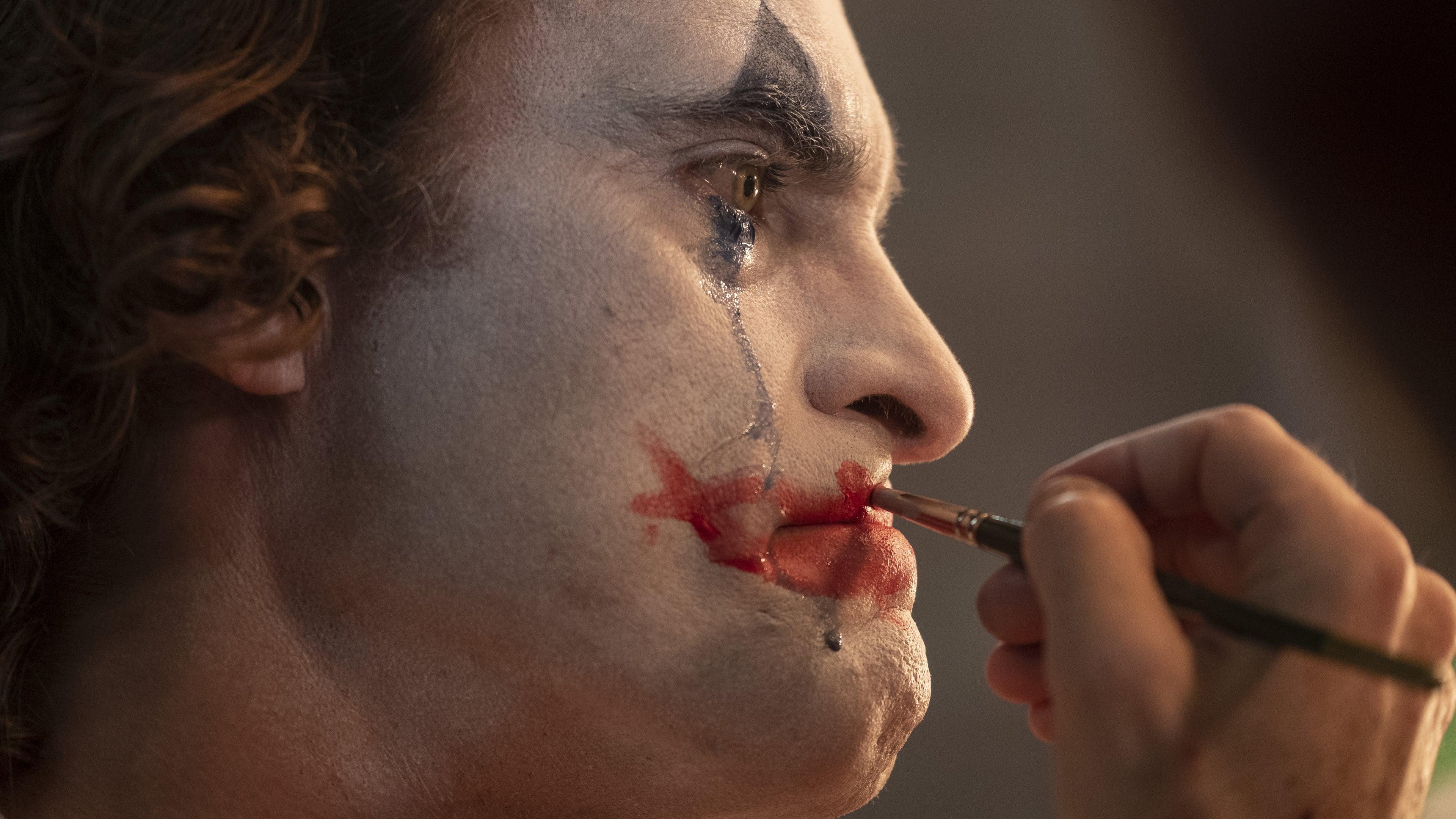 Joker backdrop