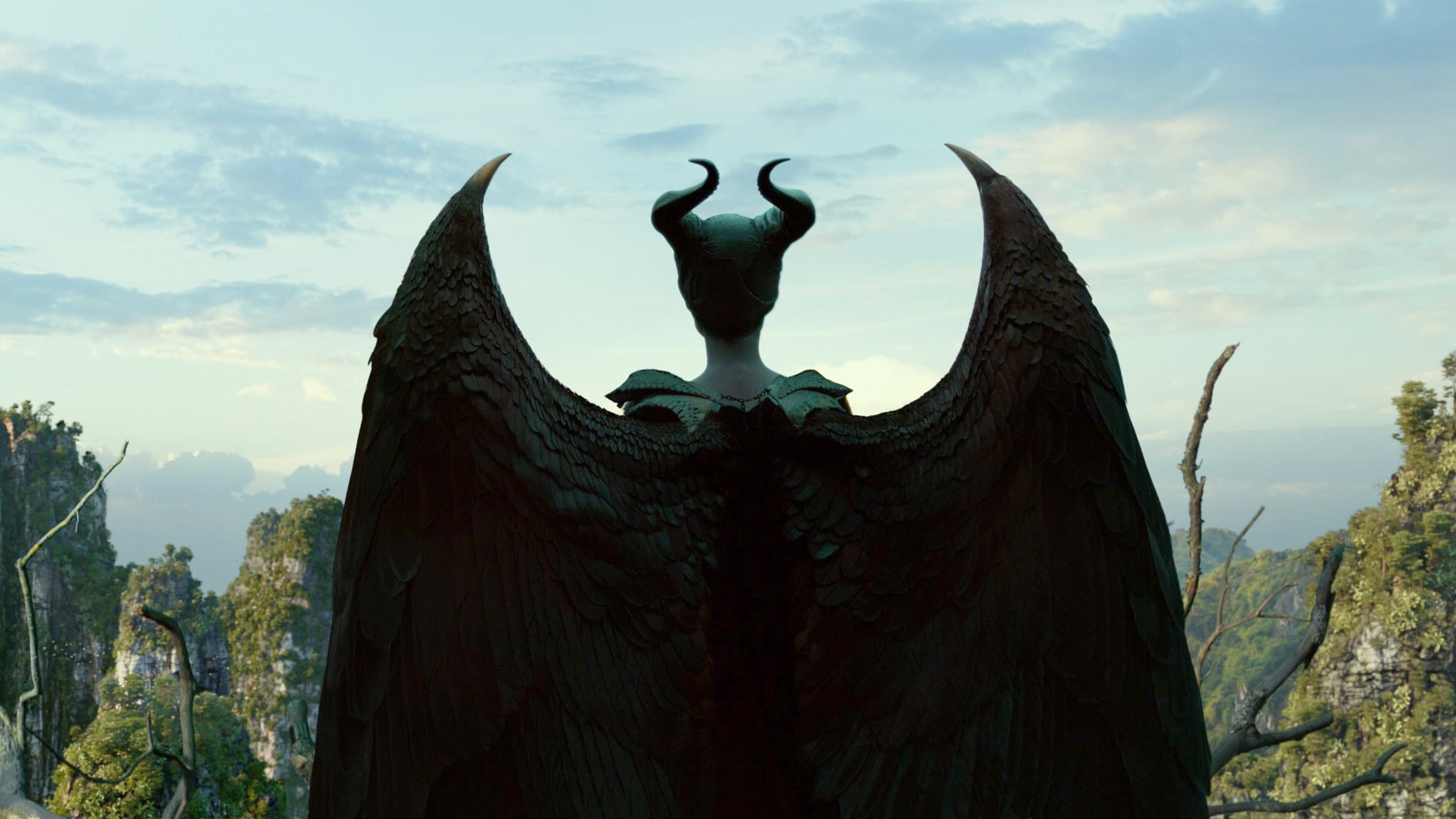 Maleficent: Mistress of Evil backdrop