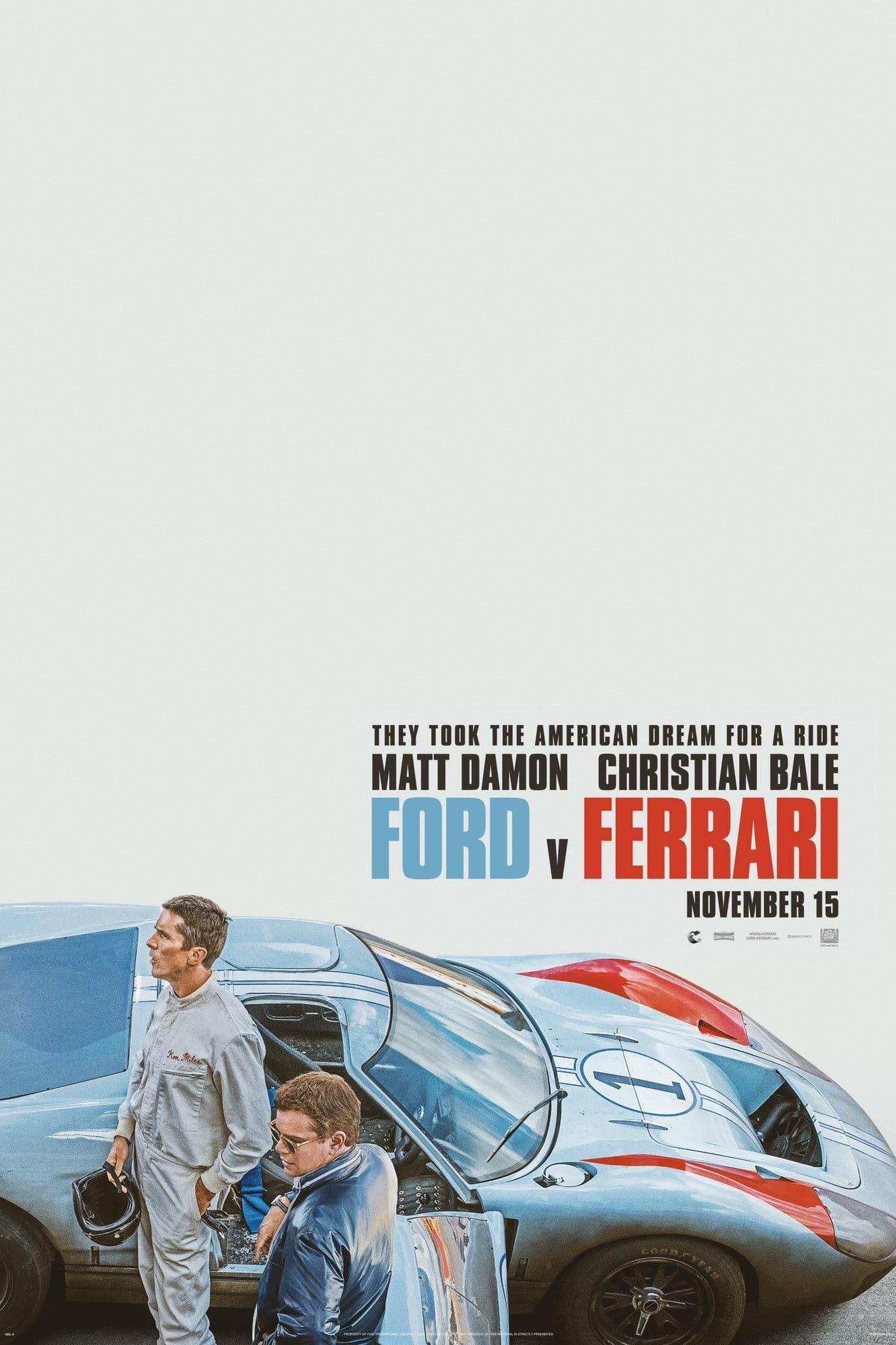 Ford V Ferrari 2019 Movie Review Alternate Ending