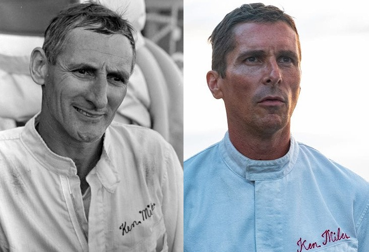 Christian Bale as as Ken Miles: Ford v Ferrari real story investigated: is the film accurate?