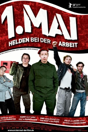 Berlin - 1 May poster