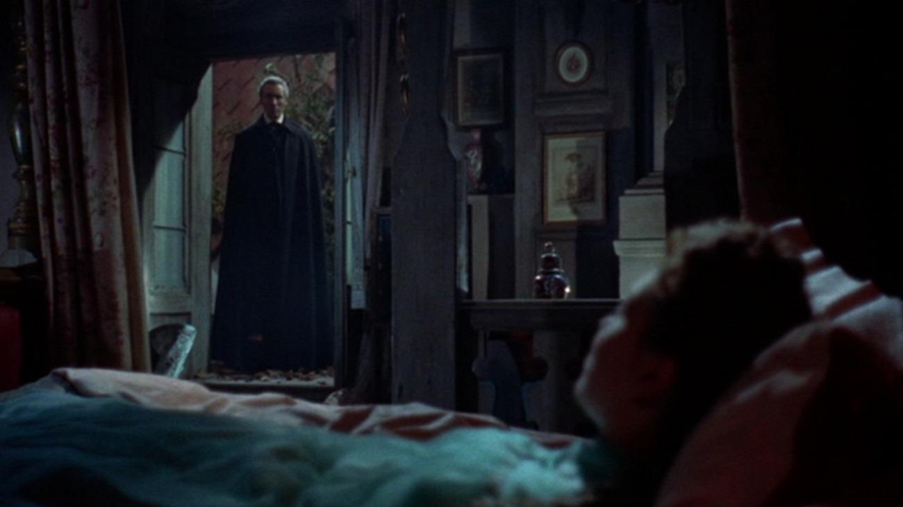 Dracula backdrop