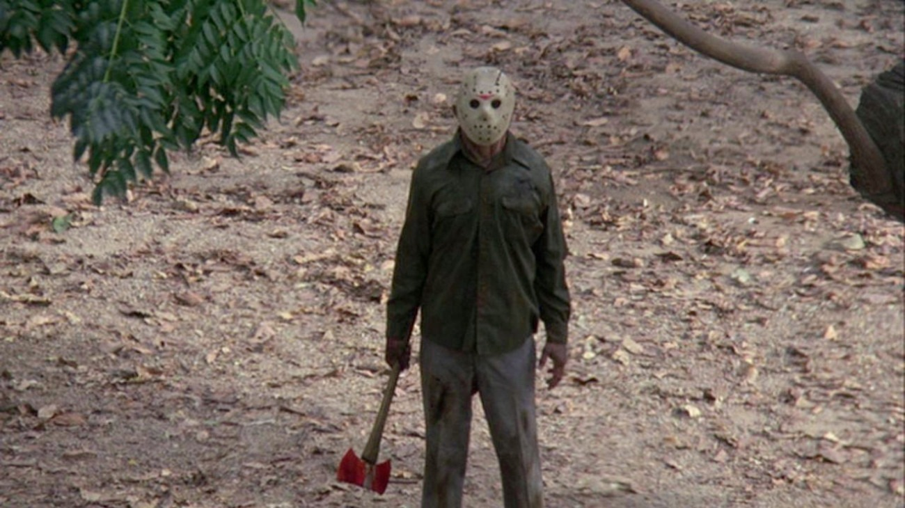 Friday the 13th: A New Beginning backdrop