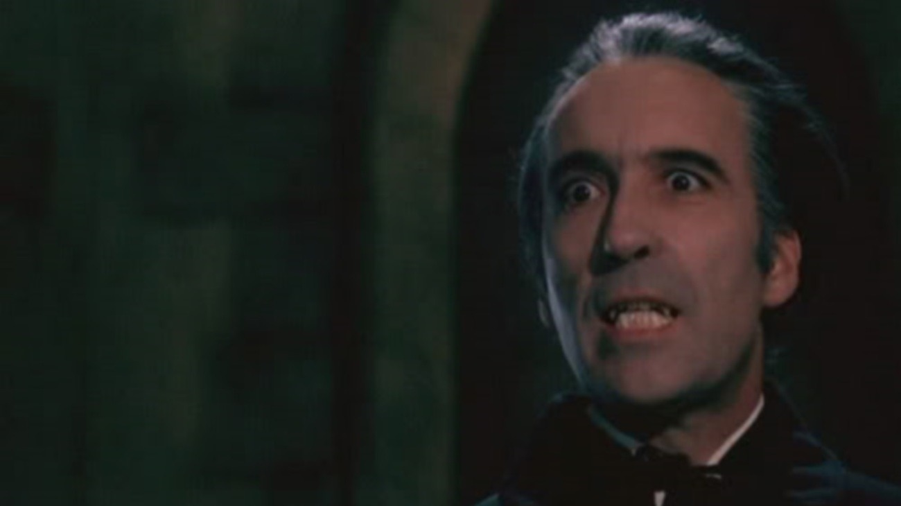 Dracula A.D. 1972 backdrop