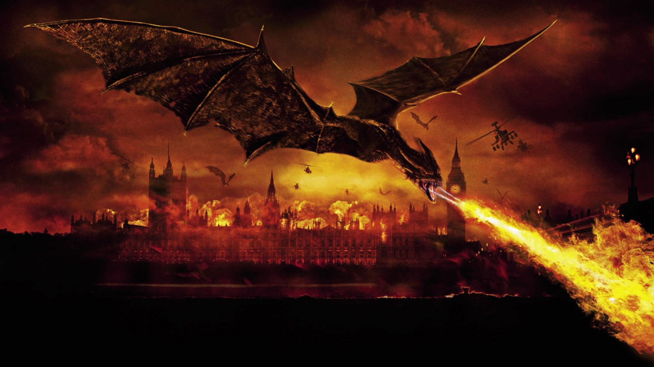 Reign of Fire backdrop