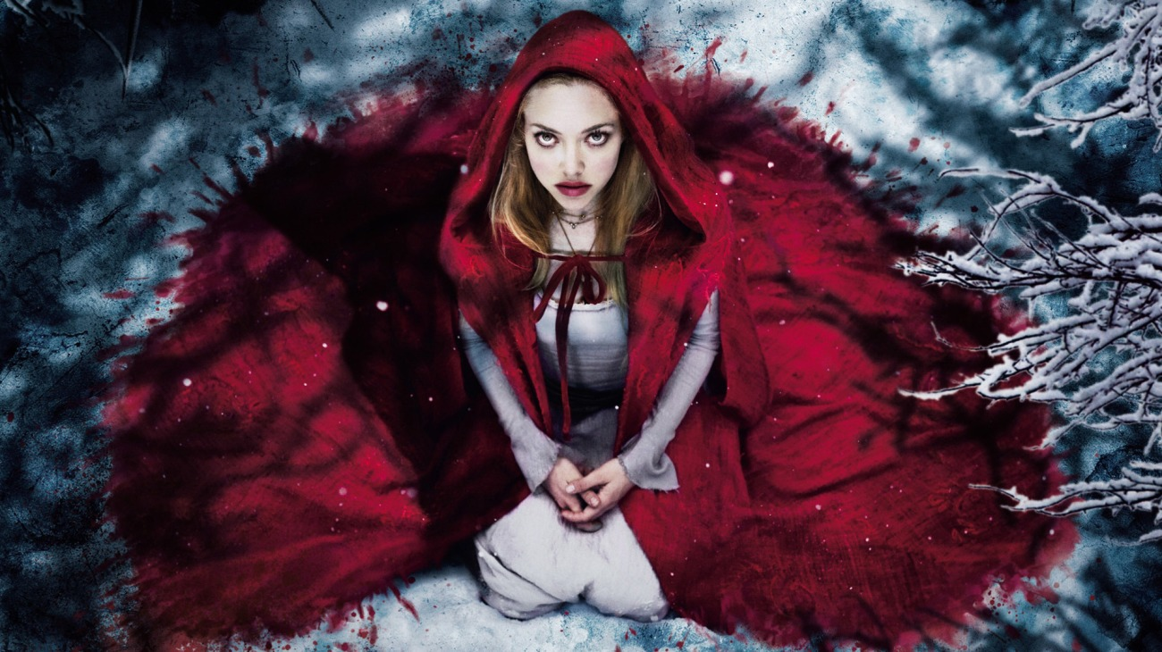 Red Riding Hood backdrop