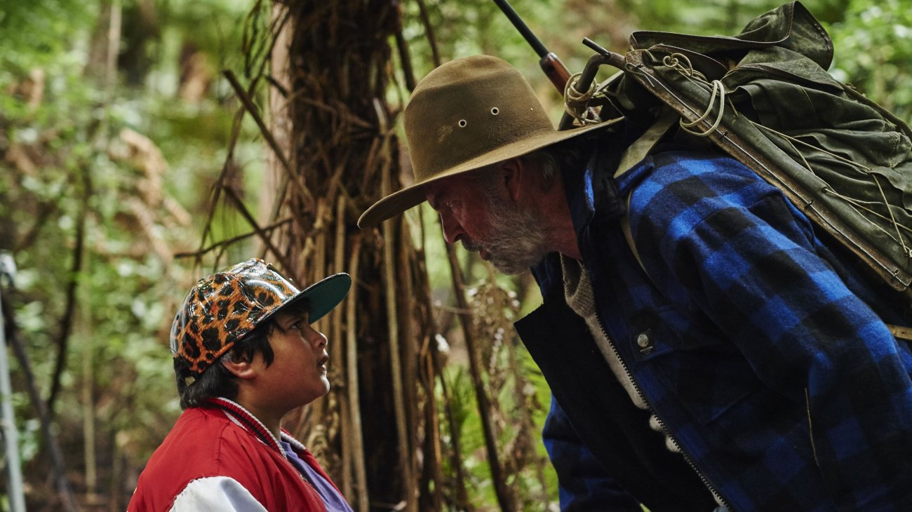 Hunt for the Wilderpeople backdrop