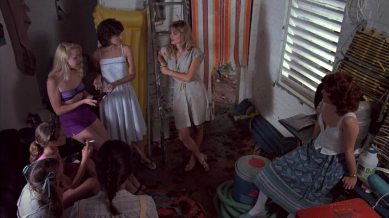 The House on Sorority Row backdrop