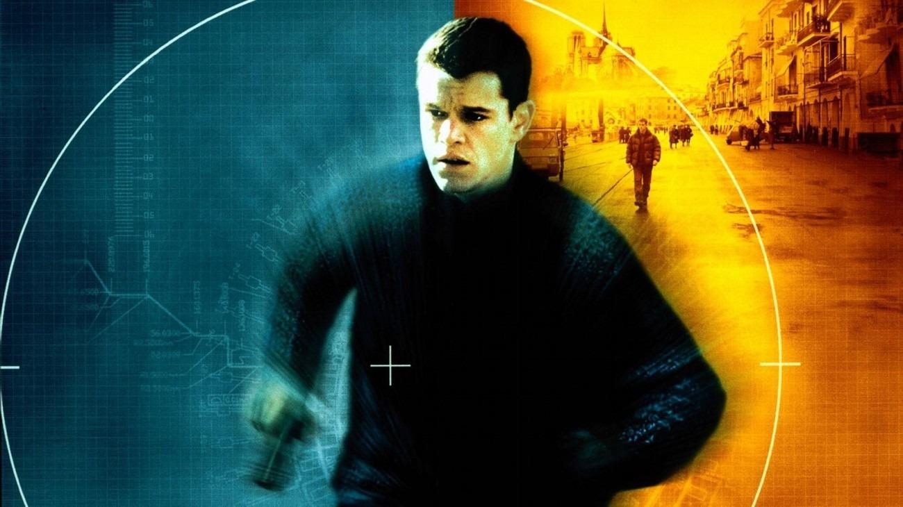 The Bourne Identity backdrop