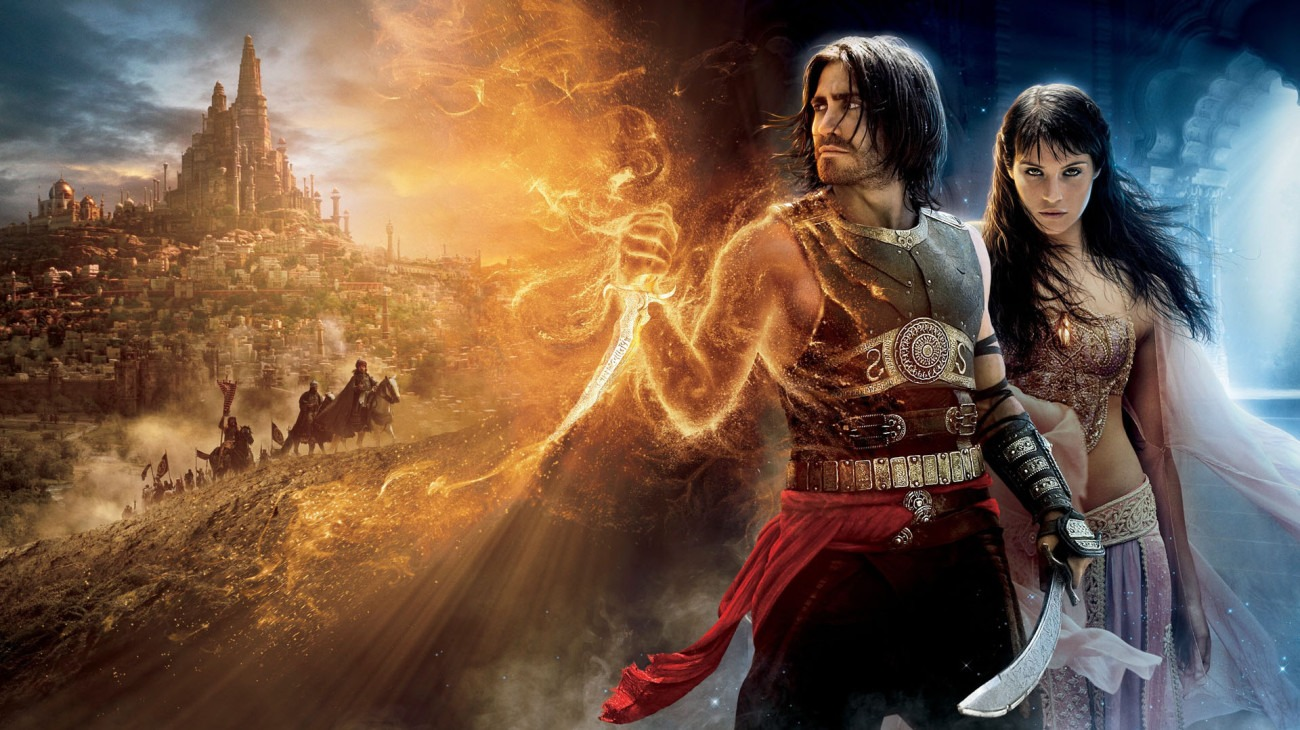 Prince of Persia: The Sands of Time backdrop