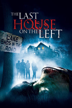 The Last House on the Left poster