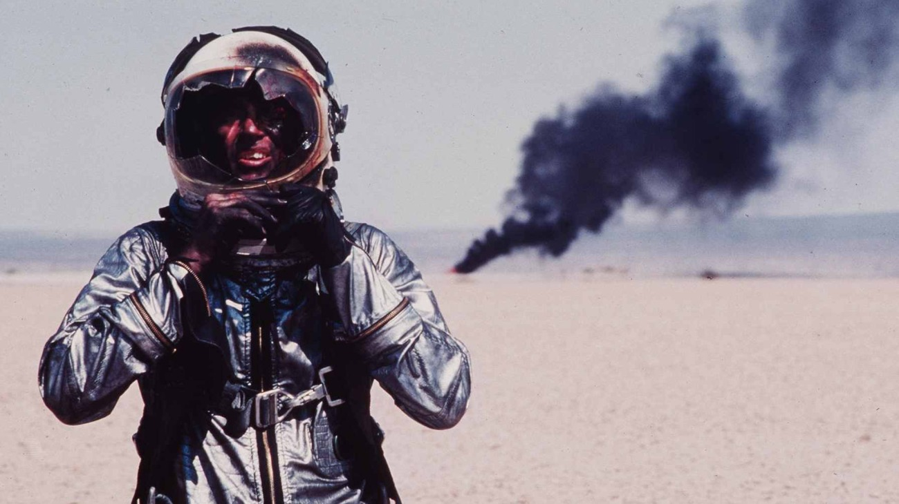 The Right Stuff backdrop